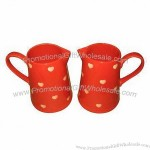 Milk Pitcher With Lovely Patterns, Made Of Stoneware, Durable And Eco-Friendly