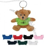 Mini Bear Promotional Keychain