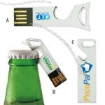Mini Bottle Opener USB Memory Sticks