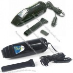 Mini Car Vacuum Cleaner with 60W Power and Two Accessories