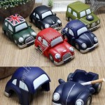 Mini Cooper Car Ashtray