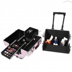 Mini Cosmetic Trolley Case