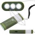 Mini Flashlight Lantern Flat