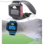 Mini GSM/GPRS Watch GPS Tracker
