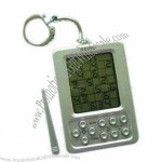Mini Key-ring Sudoku with 6 x 6 Grid and Randomly Generate the Puzzles