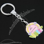 Mini Photo Frame Key Chain(1)