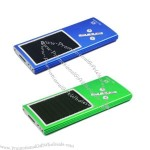 Mini Solar MP3 Player