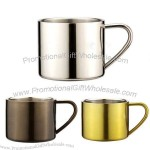 Mini Stainless Steel Coffee Cup