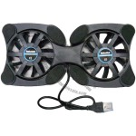 Mini USB 12 Blade Cooling Fan