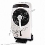 Mist Fan with Mosquito Repellent