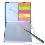 Mixed Color Sticky Notes Memo Pad with Printing