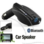 Mobile Phone Bluetooth Hands Free Car Kit Speaker for Cell Handfree