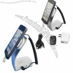 Mobile Phones Display Holder And Charging