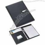Modern Conference Folder with Writing Pad