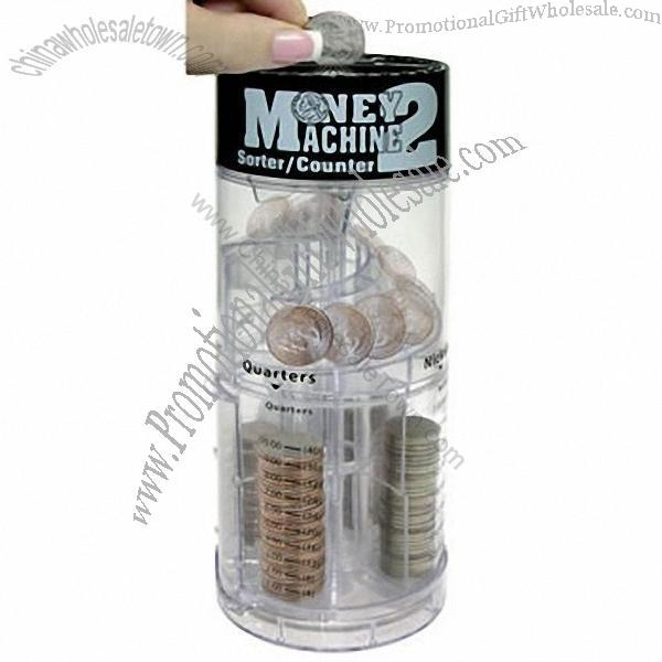 Money machine 2 coin counter and sorter made in china 297522366 - Sorting coin bank ...