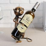 Monkey Wine Bottle Holder