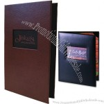 Monticello Menu Covers