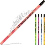 Mood pencil that changes color from the heat of your hands