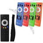 Motion Sensing Remote Control, Air Mouse, Android Control, Mic/Speaker, Vibrate for Game, 6-Axis