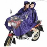 Motorcycle poncho