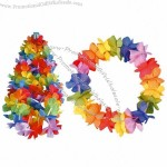 Multi-Coloured Hawaiian Flower Lei