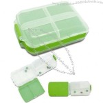 Multi-function Pill Box