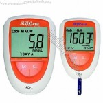 Multi-monitoring system with blood glucose/cholesterol/uric acid three-in-one technology