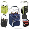Multi Purpose Collapsible Picnic Cooler Wine Bottle Can