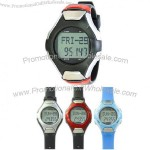 Multifunction 30m Water-resistant Heart Rate Monitors with 3D Step Counter (Same to MIO Stride)