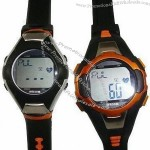 Multifunction Heart Rate Watch, Exercise Calorie Monitor