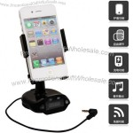 Multifunction Mobile Phone Holder with Car Bluetooth Hand Free and Power Charge