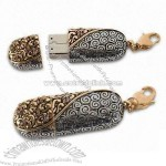Multifunction USB Flash Drive with Diamond Decorations