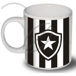 Musical Coffee Mugs With Football Design