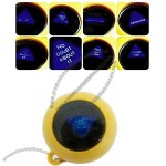 Mysterious prophecy Ball Magic Answer Ball with Keychain