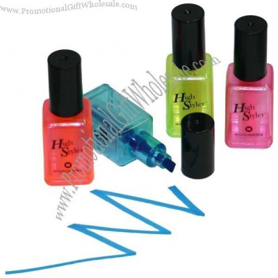 Nailvarnish Bottle Highlighter Pens China Suppliers, Wholesale Price ...