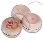 Natural Wooden Yo-Yos