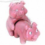 Naughty Pigs Salt and Pepper Shakers