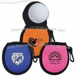 Neoprene Golf Ball Cleaning Pouch