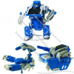 NEW 3 IN 1 Solar Power Moving Scorpion Tanks Robot Toy