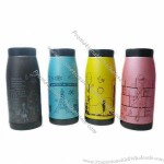 New Design Double Wall Vacuum Flasks with Lid