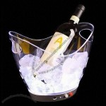 New Design LED Plastic Wine/Beer Bucket