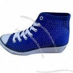 New Fashionable Canvas Shoe with Canvas Upper