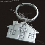 New House Shaped Keyring