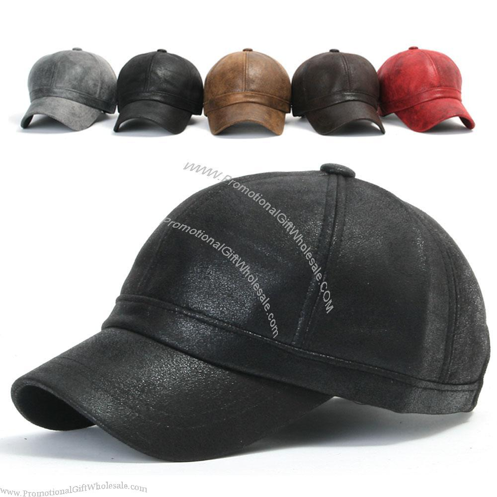 Leather hats are cut-and-sewn but because leather, for use as practical and attractive apparel, has had a long and venerable history side-by-side the history of .