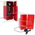 New Mini USB Fridge Cooler, Gadget Beverage Drink Cans Cooler, Warmer Refrigerator