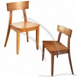 New Oak finish Dining Chairs