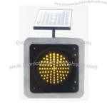 New Solar Traffic Light