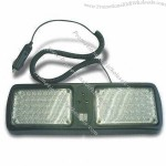 New Style Flash Light with Various Operations and Cable, Suitable for Car