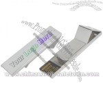 New USB Flash Drive with Metal Clip