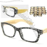 Newest Arrivals Bamboo Glasses Frame